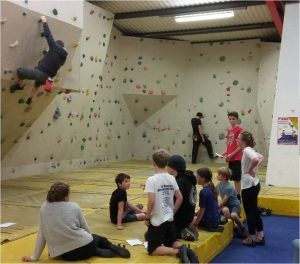 climbing coaching courses
